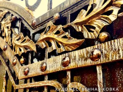 Ворота ковка Симферополь