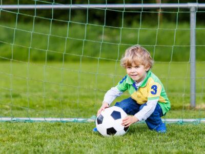 Секция детского футбола в Симферополе