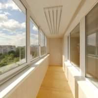 Остекление балконов в Симферополе